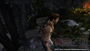 Uncharted Golden Abyss screenshots captures PSVita 056