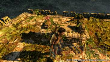 Uncharted Golden Abyss screenshots captures PSVita 057