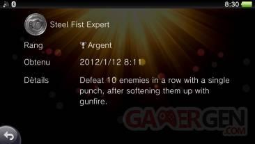 Uncharted Golden Abyss trophées ARGENT 04
