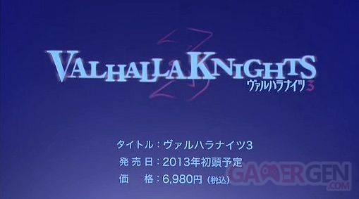 Valhalla Knights 3 19.09.2012.