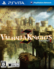 Valhalla Knights 3 jaquette covers 21.12.2012.