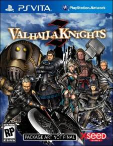 Valhalla Knights 3 jaquette us 03.07.2013.