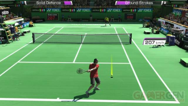 Virtua Tennis 4 World Tour Edition images screenshots 025