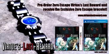 Zero Escape Virtue's Last Reward 17.09.2012